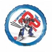 "FÓLIA LUFI, 18""/45cm, Gömb, Transformers"