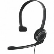 Sennheiser Auscultadores SENNHEISER Office Headset 42-17000Hz, 95dB, Mic90-15000Hz, c/Supr.Ruido - SENNHPC7USB