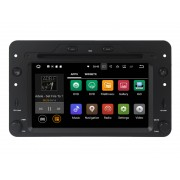 "Navigatie GPS Auto Audio Video cu DVD si Touchscreen 6.2 "" inch Android 7.1, Wi-Fi, 2GB DDR3 Alfa-Romeo 159 2005> + Cadou Soft si Harti GPS 16Gb Memorie Interna"