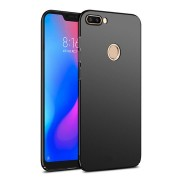 Bakeey Ultra Thin Shockproof Hard PC Back Cover Protective Case for Xiaomi Mi8 Mi 8 Lite 6.26 inch