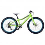 Детско колело Cross Rebel 24'' зелен