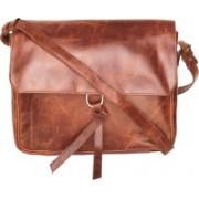 Bagged for Good BFG018LB Sling Bag(Multicolor, 9 inch)