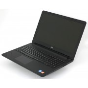 "Laptop DELL, INSPIRON 15-3552, Intel Pentium N3710, 1.60 GHz, HDD: 1 TB, RAM: 8 GB, unitate optica: DVD RW, webcam, 15.6"" LCD (WXGA), 1366 x 768"