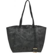 Fashion Stylus leather hand bag Black Messenger Bag