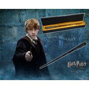 Harry Potter Ron Weasley Magical Magic PVC Wand Replica New In Box