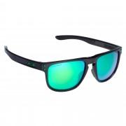 Oakley Holbrook R - Sonnenbrille - schwarz grün