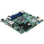 Intel S1200SPLR Silver Pass C236 Express chipset LGA 1151 Server Motherboard