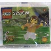 Lego Shell 1998 World Cup Dutch National Soccer Player 3304