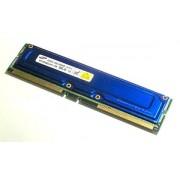 Memorie ECC RDRAM RIMM Samsung 256MB PC800 400MHz MR18R082GAN1-CK8