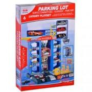 Set joaca parcare etaja masinute