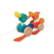 Janod Janod Duck Family Pullalong Toy Toy Mixed