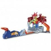 Pista de joaca Mattel Hot Wheels Dragon Blast Smash Showdown