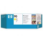 HP Pack Cabeca de Impressao e Kit Limpeza DJ 4000 Nº90 Amarelo
