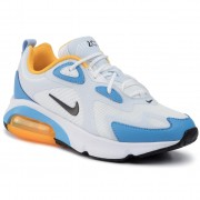 Обувки NIKE - Air Max 200 AT6175 101 White/Black/Half Blue