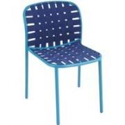 Emu Yard Chair tuinstoel blue/blue
