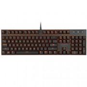 Клавиатура Gigabyte Aorus K85, гейминг, RGB, черна, USB
