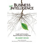 Business Unintelligence: Insight and Innovation Beyond Analytics and Big Data, Paperback/Barry Devlin