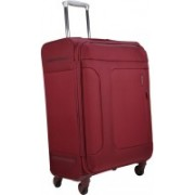 Samsonite ASPHERE SP 76 (IND)- RED����� Expandable Check-in Luggage - 30 inch(Maroon)