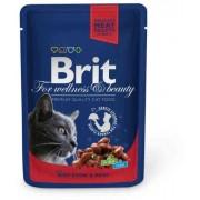 Brit Premium Cat Chicken & Turkey 100g alutasakos