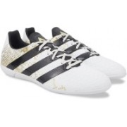 Adidas ACE 16.3 IN Football Shoes(Multicolor)