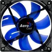 Ventilator 120 mm Aerocool Lightning Blue LED