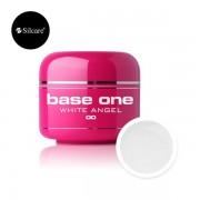 Gel uv Base One Color White Angel 5g