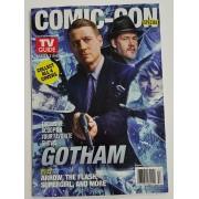 tv guide Comic con 2015 magazine Tv Guide special comic con Gotham