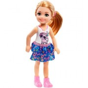Barbie Chelsea Hästsvans Docka