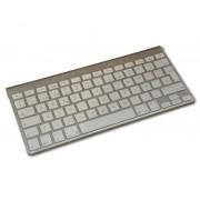 Apple Wireless Keyboard Teclado Inalámbrico APPLE Wireless Keyboard - Tipo: Teclas Bajo Perfil - Conexión: Bluetooth - Alimentac