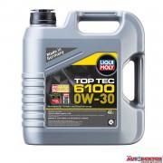 Top Tec 6100 0W-30 motorolaj 4l