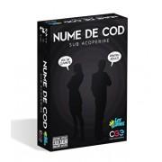Joc Nume de Cod - Sub acoperire, limba romana