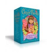 Candy Fairies Sweet-Tacular Collection Books 1-10: Chocolate Dreams; Rainbow Swirl; Caramel Moon; Cool Mint; Magic Hearts; The Sugar Ball; A Valentine, Paperback/Helen Perelman