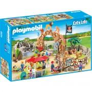 Joc PLAYMOBIL Large City Zoo