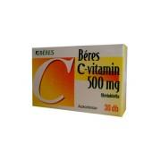 Béres C vitamin 500mg 30x *