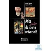 Atlas Scolar De Istorie Universala - Mihai Manea Adrian Pascu