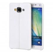 Funda Case para Samsung Galaxy A7 de Plastico tipo TPU Flexible -Blanco