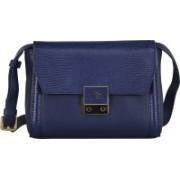 Ilex london Women Blue Sling Bag