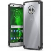 Husa Ringke Fusion Motorola Moto G6 Smoke Black