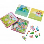 HABA Magnetic Game Set Fairy Garden 301950