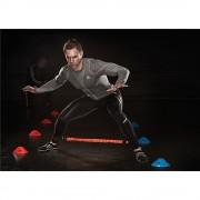 Adidas DBand pánt és elesztikus ellenállás tube edzéssegítő eszköz, a robbanékonyság és gyorsaság fe