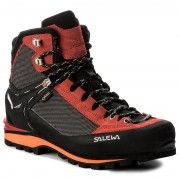 Туристически SALEWA - Crow Gtx GORE-TEX 61328-0935 Black/Papavero