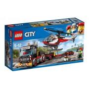 Констр-р LEGO City Перевозчик вертолета 60183