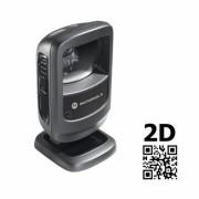 Motorola Symbol DS9208 vonalkódolvasó, 2D, EAS hatástalanító, fekete