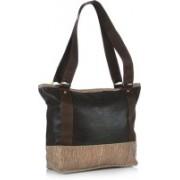 Home Heart Women Brown Shoulder Bag