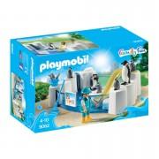 Playmobil Family Fun Penguin Enclosure (9062)