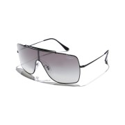 Ray-Ban Wings Ii Sunglasses Black Grey Dark Grey