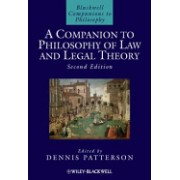 Companion to Philosophy of Law and Legal Theory (Patterson Professor Dennis)(Cartonat) (9781405170062)