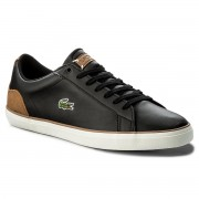Сникърси LACOSTE - Lerond 118 1 Cam 7-35CAM0074CA1 Black/Light Brown