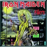 magnet Iron Maiden - Killers Fridge Magnet - ROCK OFF - IMMAG02