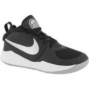 Nike Zwarte Team Hustle D9